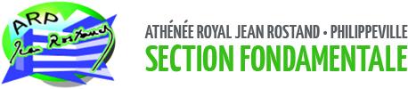 Athénée Royal Jean Rostand de Philippeville – Section Fondamentale