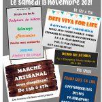 VIVA FOR LIFE   13 novembre